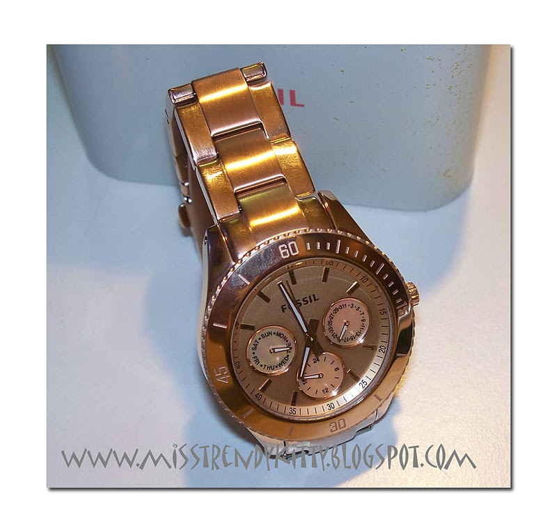 Trench Collection by Sonia Verardo: Rosegold Watch Trend ...
