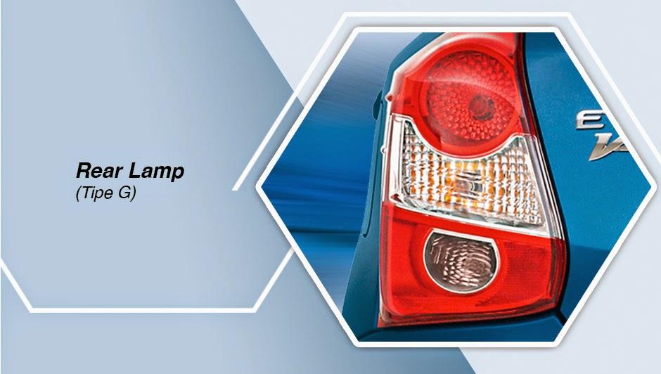 Rear Lamp (Tipe G) etios valco