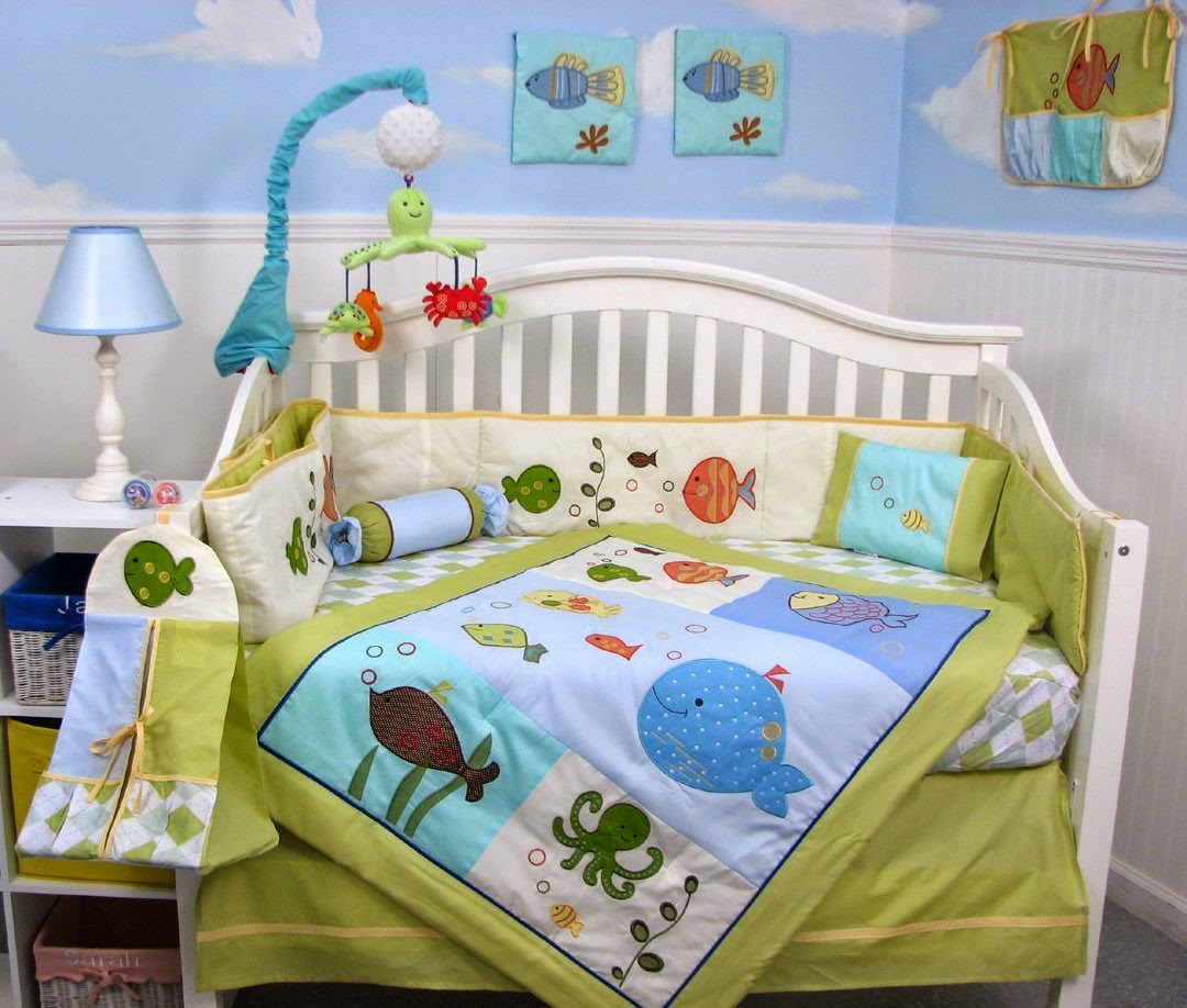 The right on mom vegan mom blog baby room decorating for Baby crib decoration