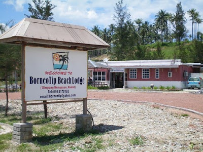 BorneoTip Beach Resort, BorneoTip Beach Lodge, BorneoTip Beach Accomodation, Tip of Borneo Accomodation