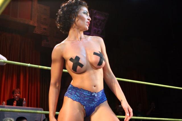 Francesca Zappitelli Nude Pictures
