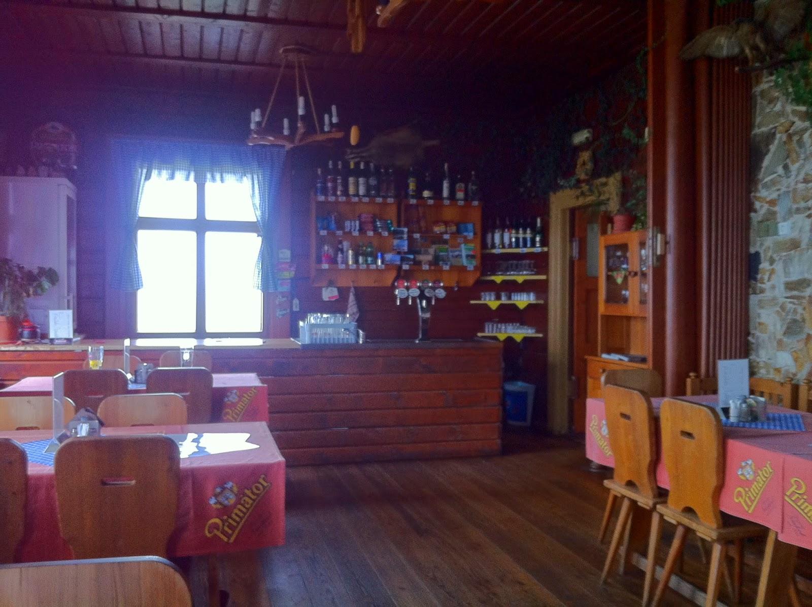 Restaurace na Jelence