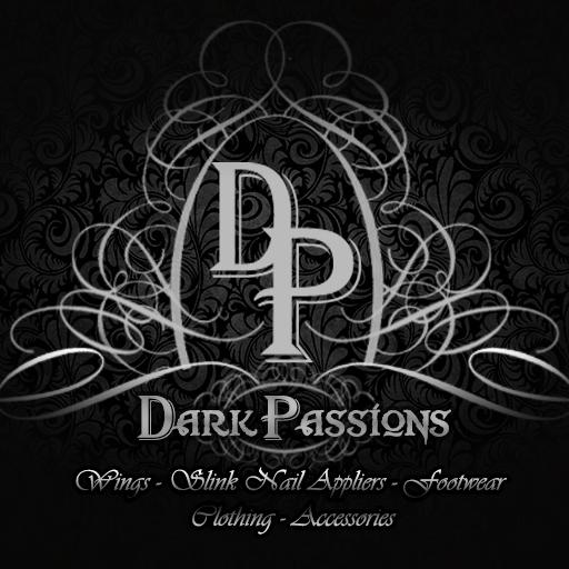 Dark Passions: Koffin Nails