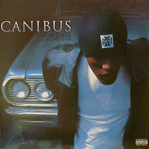 Canibus ‎– Indibisible / No Return (DJ Hazu Remixes) (VLS) (2004) (192 kbps)