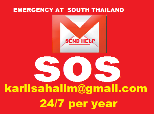 Emergency At South Thailand