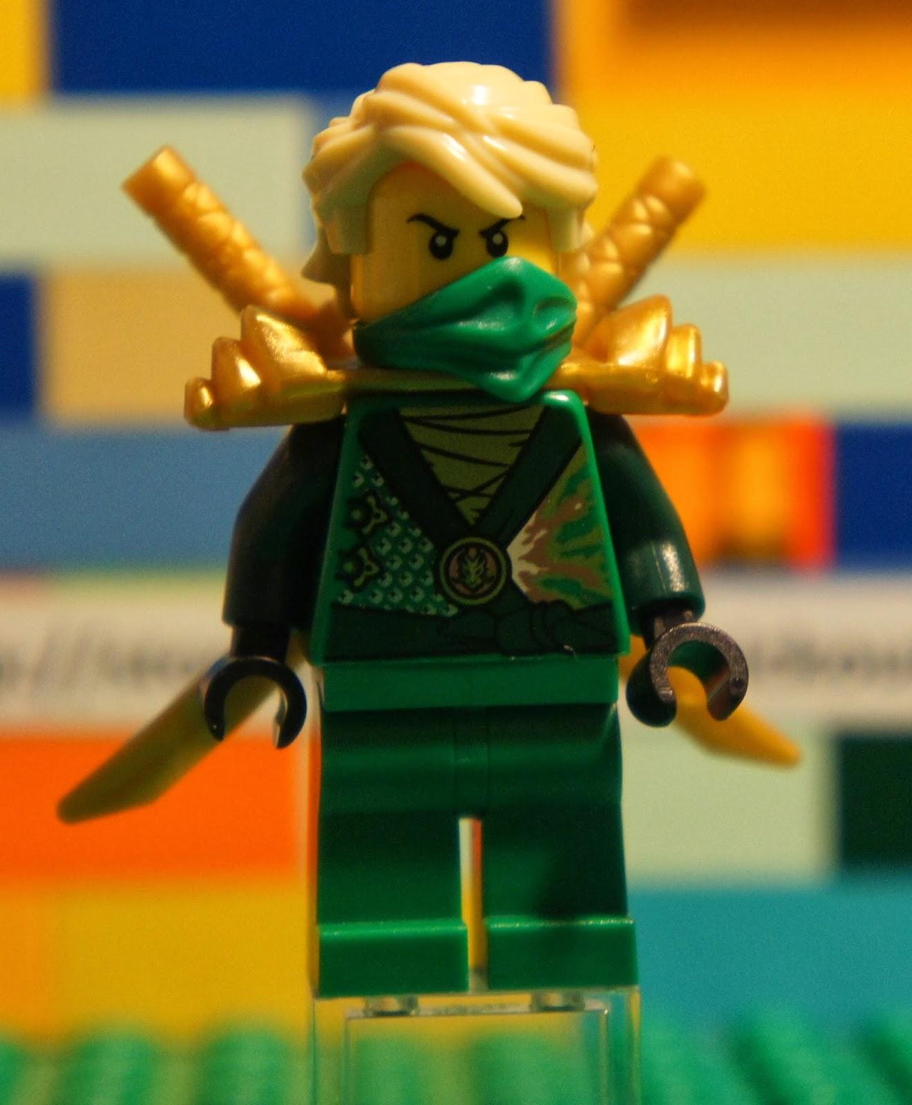 Lego ninjago lloyd garmadon nindroid green ninja - Ninjago lloyd ...