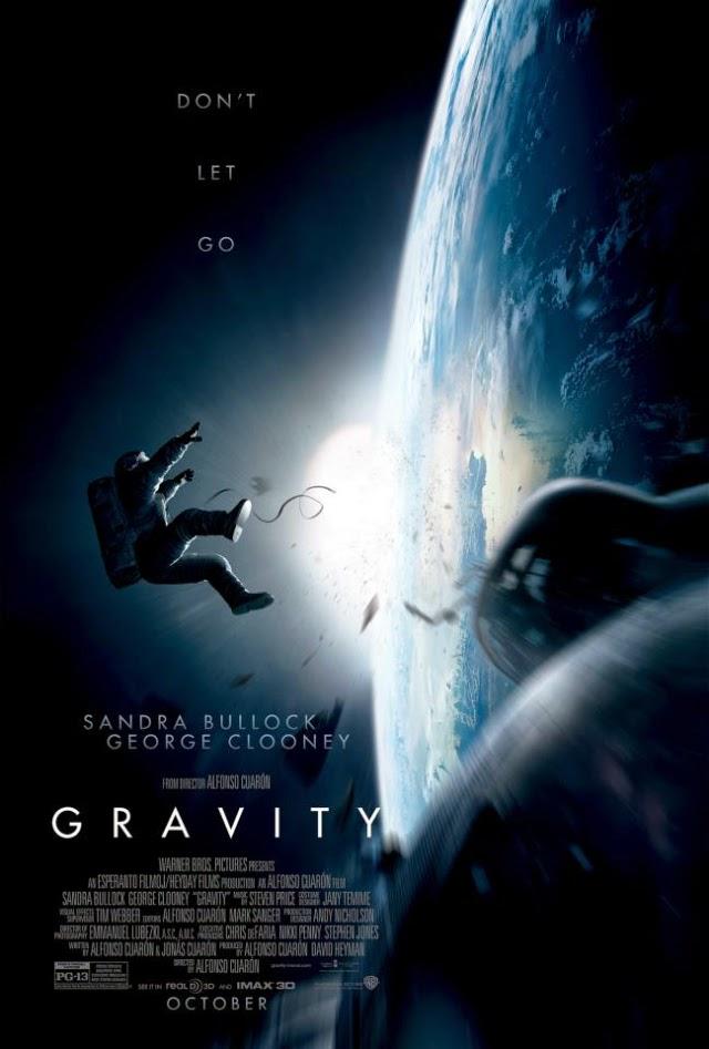 La película Gravity ( Gravedad )