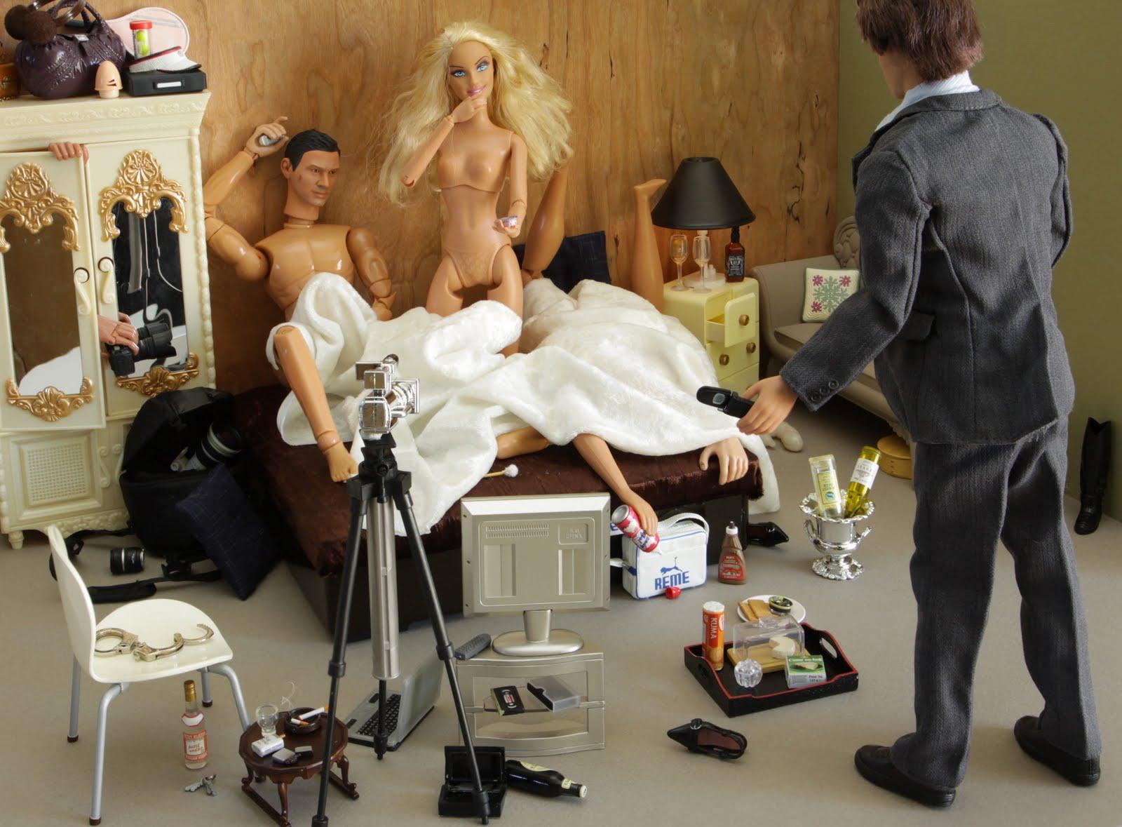Секс с барби и кеном картинки 7 фотография