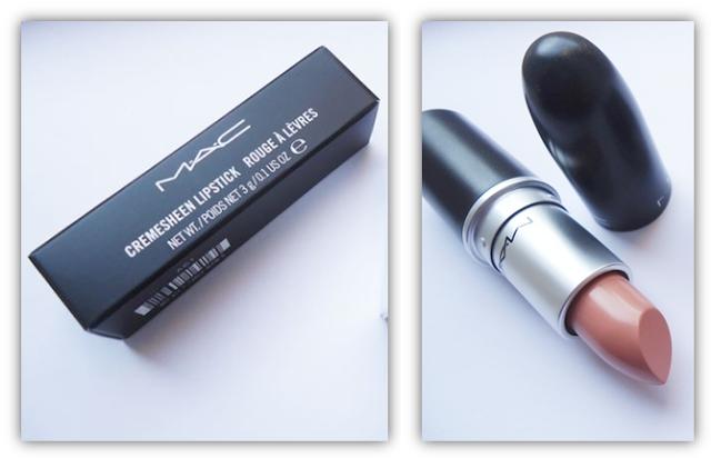 Gewinne einen MAC Lippenstift deiner Wahl!