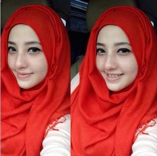 Tutorial Hijab Nivavha