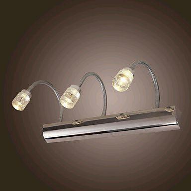 lamparas de pared con luces led parte 2