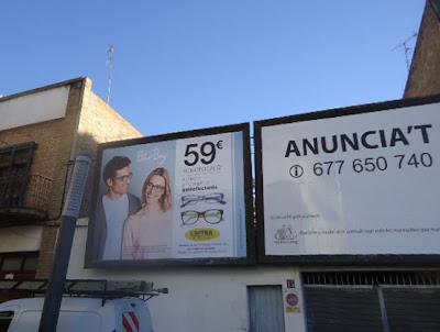 valla publicitaria 4x3