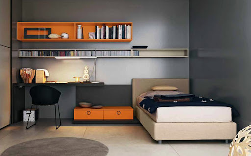 Bedroom design ideas Simple bedroom decor and cozy for teenagers