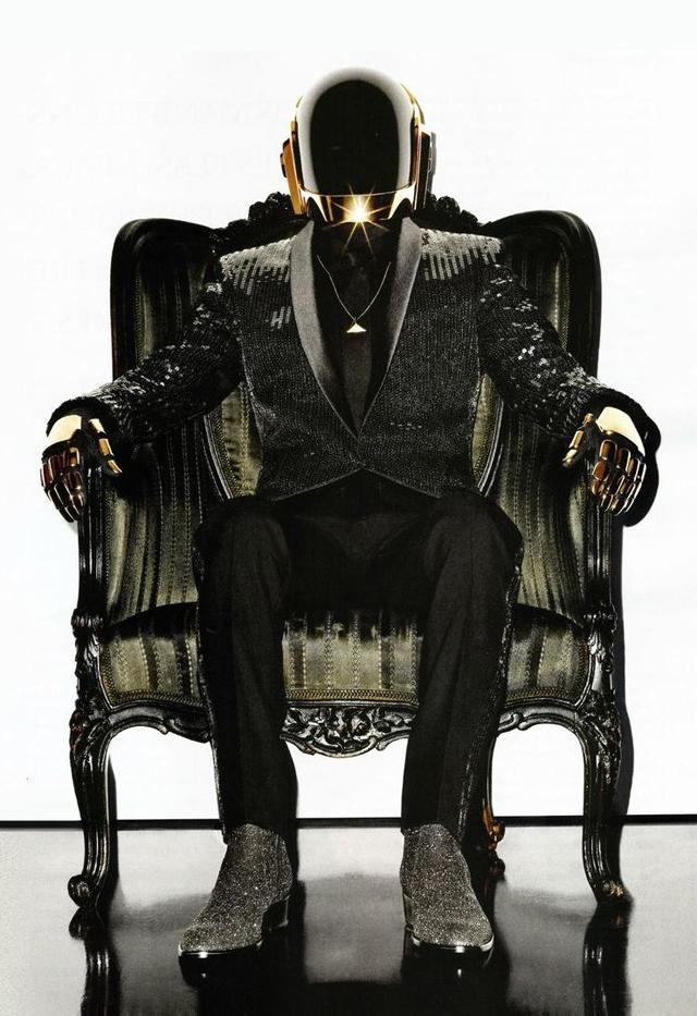 Daft Punk, Random Access Memories
