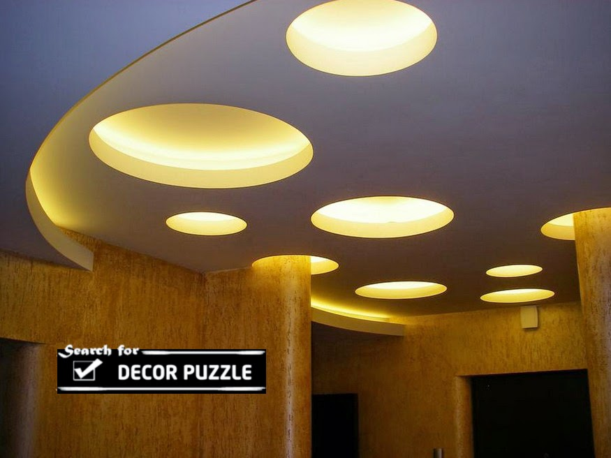 Top catalog of gypsum board false ceiling designs