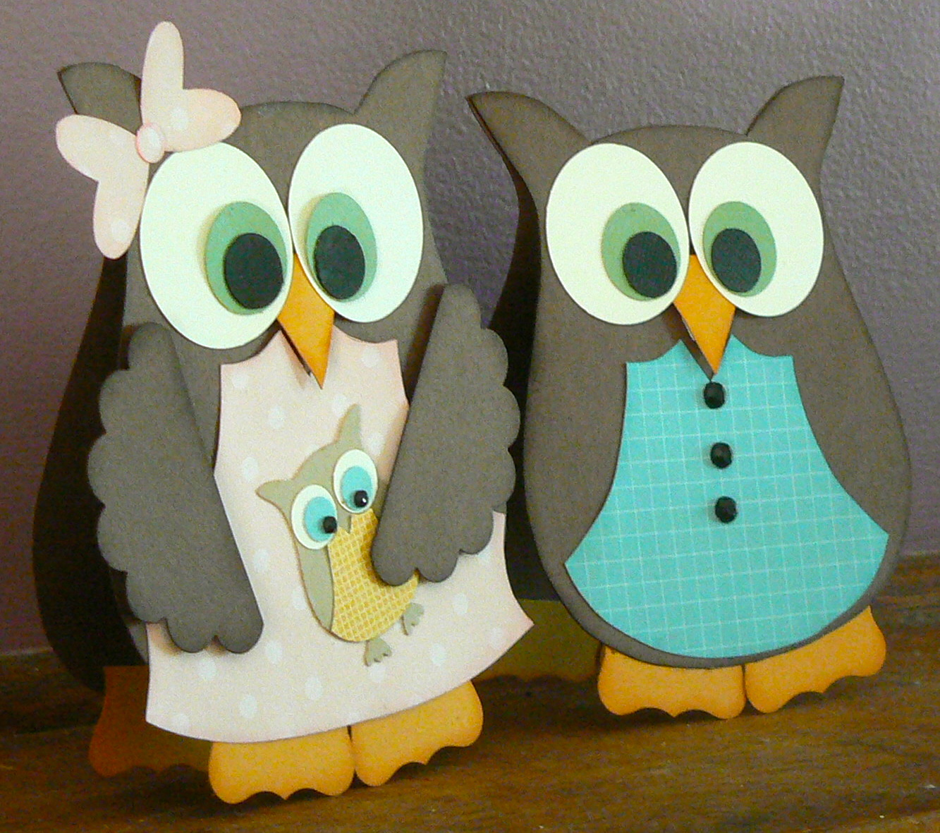 Owl paper craft gallery craft decoration ideas kb papercraft unconvention 2 whooo said owls kb papercraft jeuxipadfo gallery jeuxipadfo Image collections