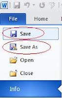 Biểu tượng Save As