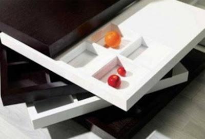 mesa de centro moderna