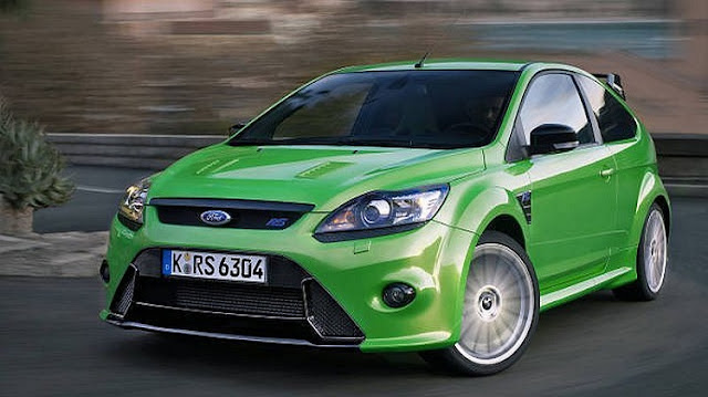 2017 Ford Fiesta RS Photo