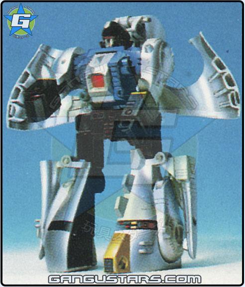 ダイアクロン 恐竜ロボ ブロントザウルス プロトタイプ Diaclone prototype unreleased Takara www.gangustars.com