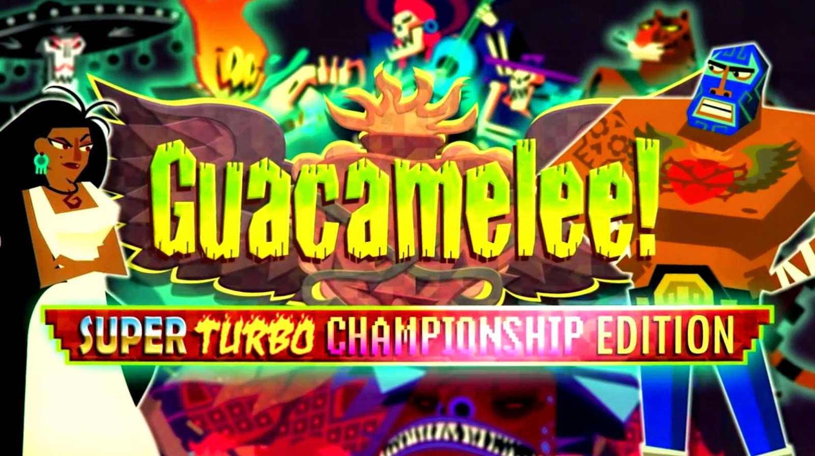 Guacamelee! Super Turbo Championship Edition (Wii U eShop) Review