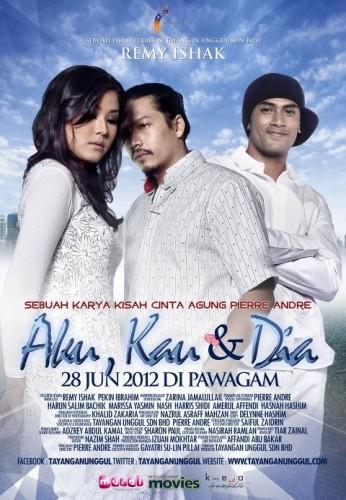 Aku, Kau dan Dia full movie 2012
