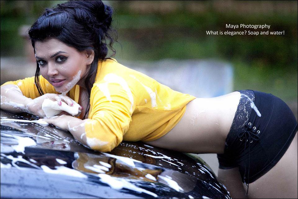 Mumbai super hot desi girl with big ass selfee shoot - 2 part 10
