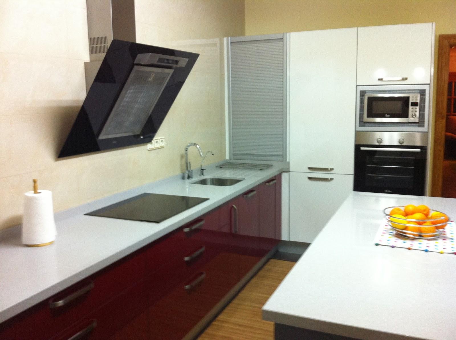 Formas almacen de cocinas medidas perfectas para una for Cocina medidas minimas