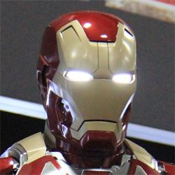 Iron Man 3: poderes especiales con la Mark XLVII