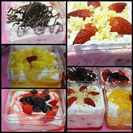 Ice cream yogourt