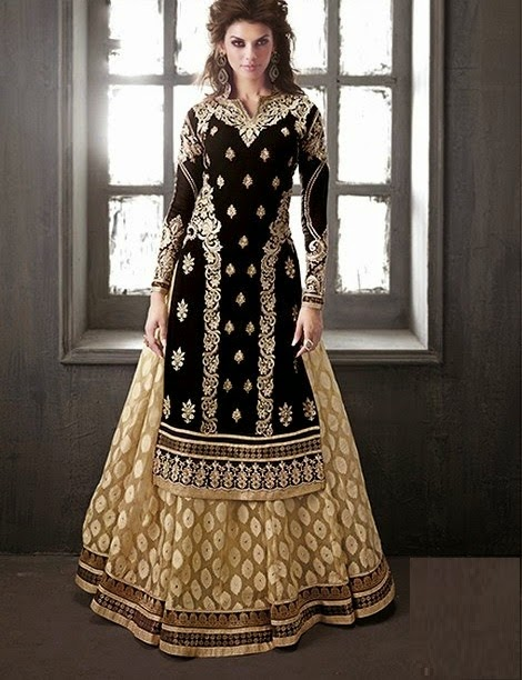 Indian Designer Fashion Dress 2015