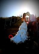 Trash the Dress - Pam .amp; Austin bride in san francisco