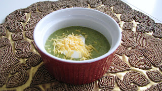 In the Kitchen With Mom Mondays: Broccoli soup