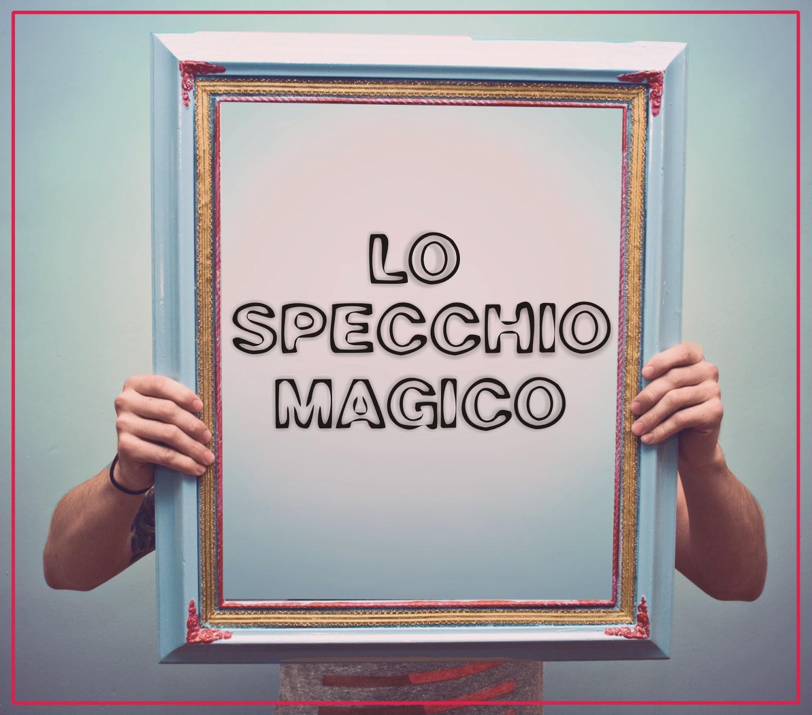 Maximize your faith - Prendi lo specchio magico ...