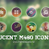 Lucent M480 Icons