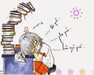Tìm hứng thú cho môn học bạn thấy chán