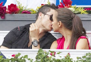 Cristiano Ronaldo Girlfriend Irina Shayk 2012