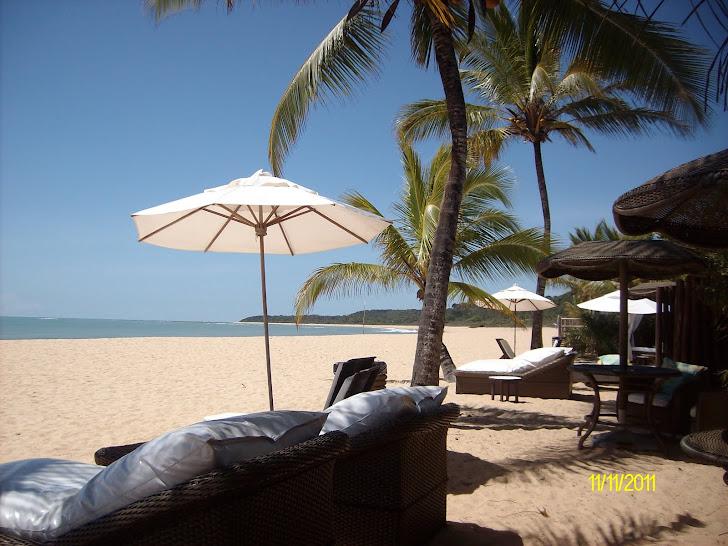 Trancoso, a praia é ainda muito virgem!