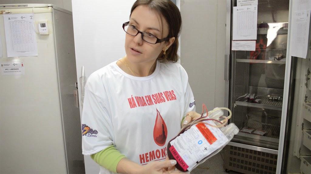 Jéssica de Souza Campos, responsável técnica do Hemonúcleo, ressalta que a campanha 'Antes de cair na folia passe aqui' começa na próxima segunda-feira, 9
