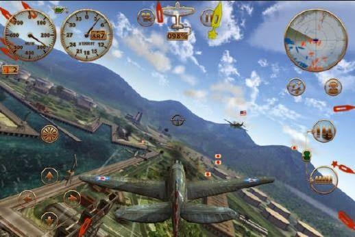 PC Games Sky Gamblers Storm Raiders