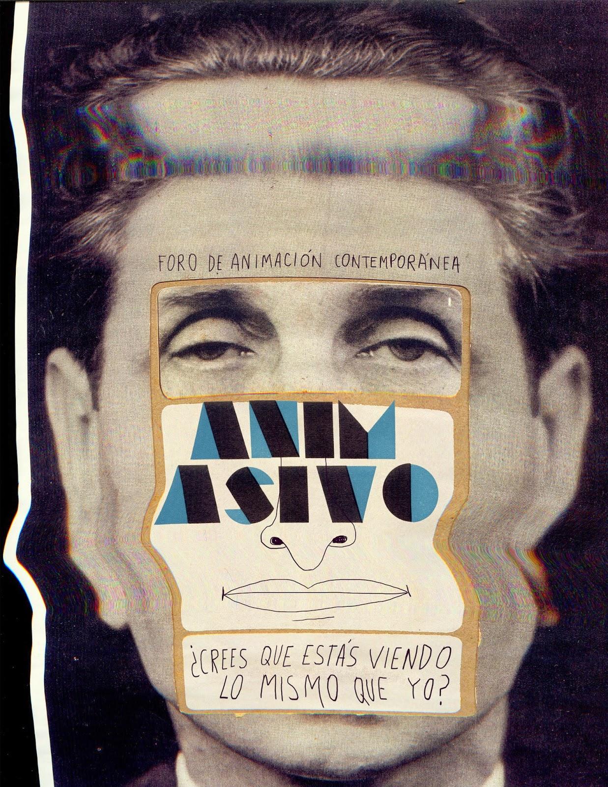Foro de Animación Contemporánea de la Ciudad de México ANIMASIVO 2014