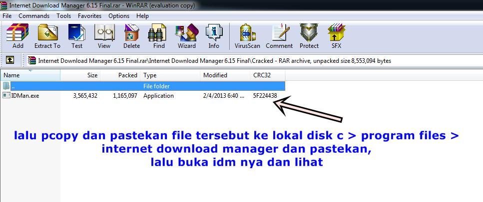 download internet download manager dan crack