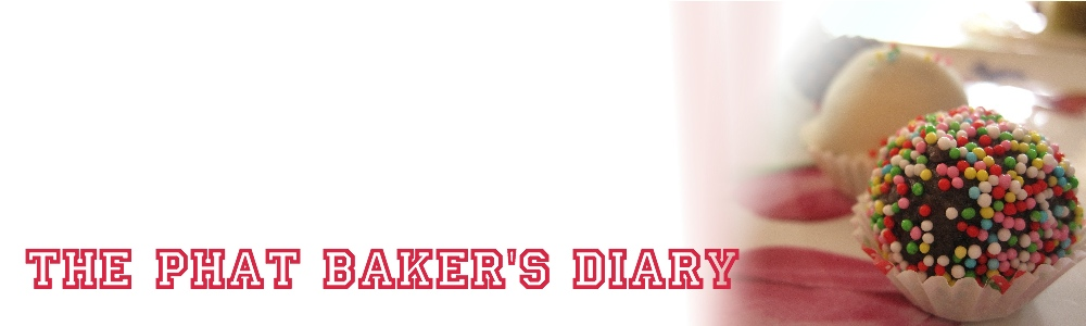 The Phat Baker&#39;s Diary