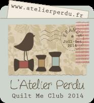 Quilt Me Club 2014
