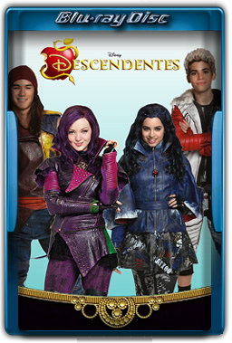 Descendentes Torrent Dual Audio