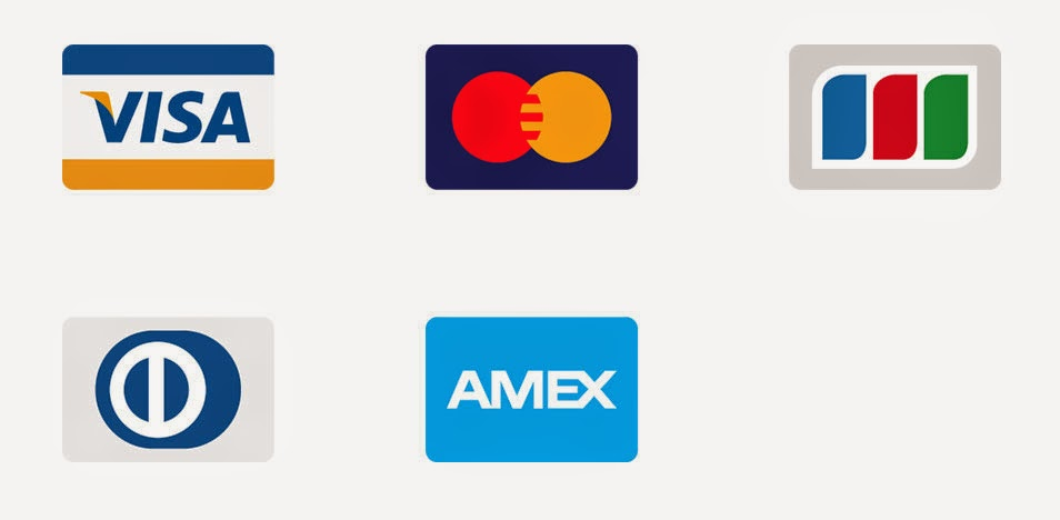 Credit Card Icons psd