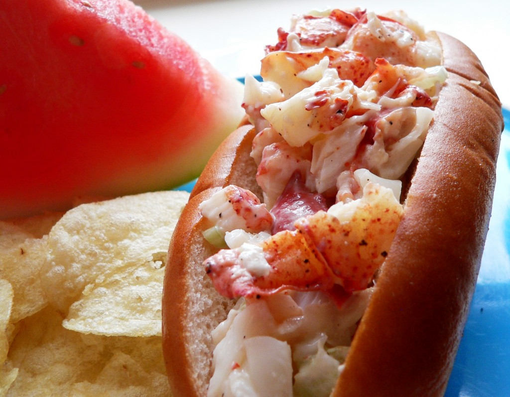 Crate to Plate: DIY: The Maine Lobster Roll