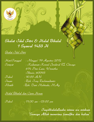 Search Results Teks Undangan Halal Bihalal Idul Fitri - File PSD