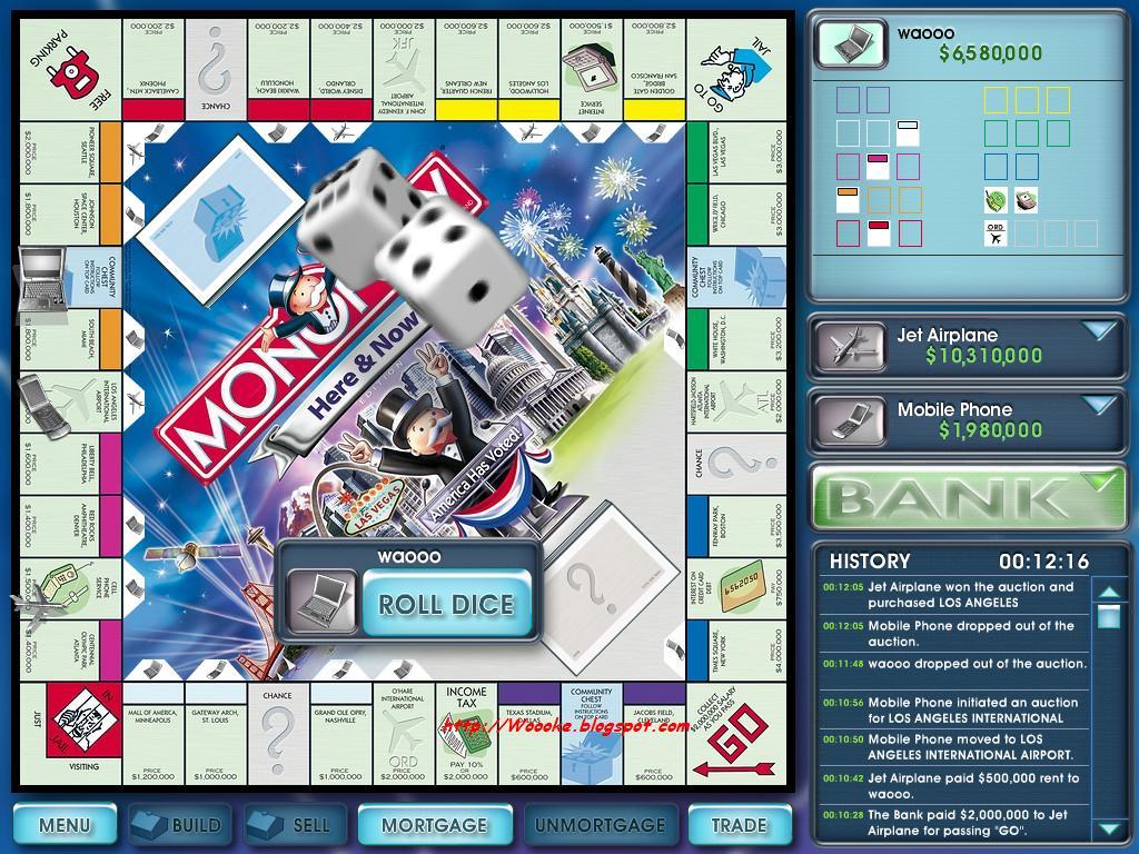 Download Game Monopoly 3D Untuk Pc
