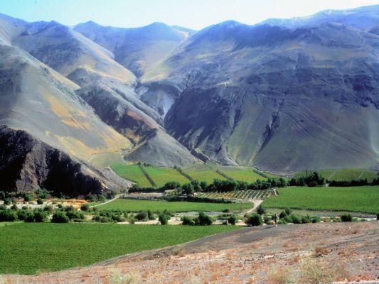 GEOGRAFIA DE CHILE